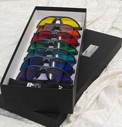 OptiCOLOR kleurenbrillen.
