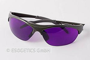 OptiCOLOR kleurenbril violet
